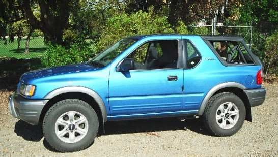Isuzu Rodeo Sport | Isuzu | Rodeo, Car, Cars