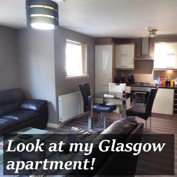 Glasgow Apartments: Last Month I Went To Glasgow For The Weekend. Poor Impulse
