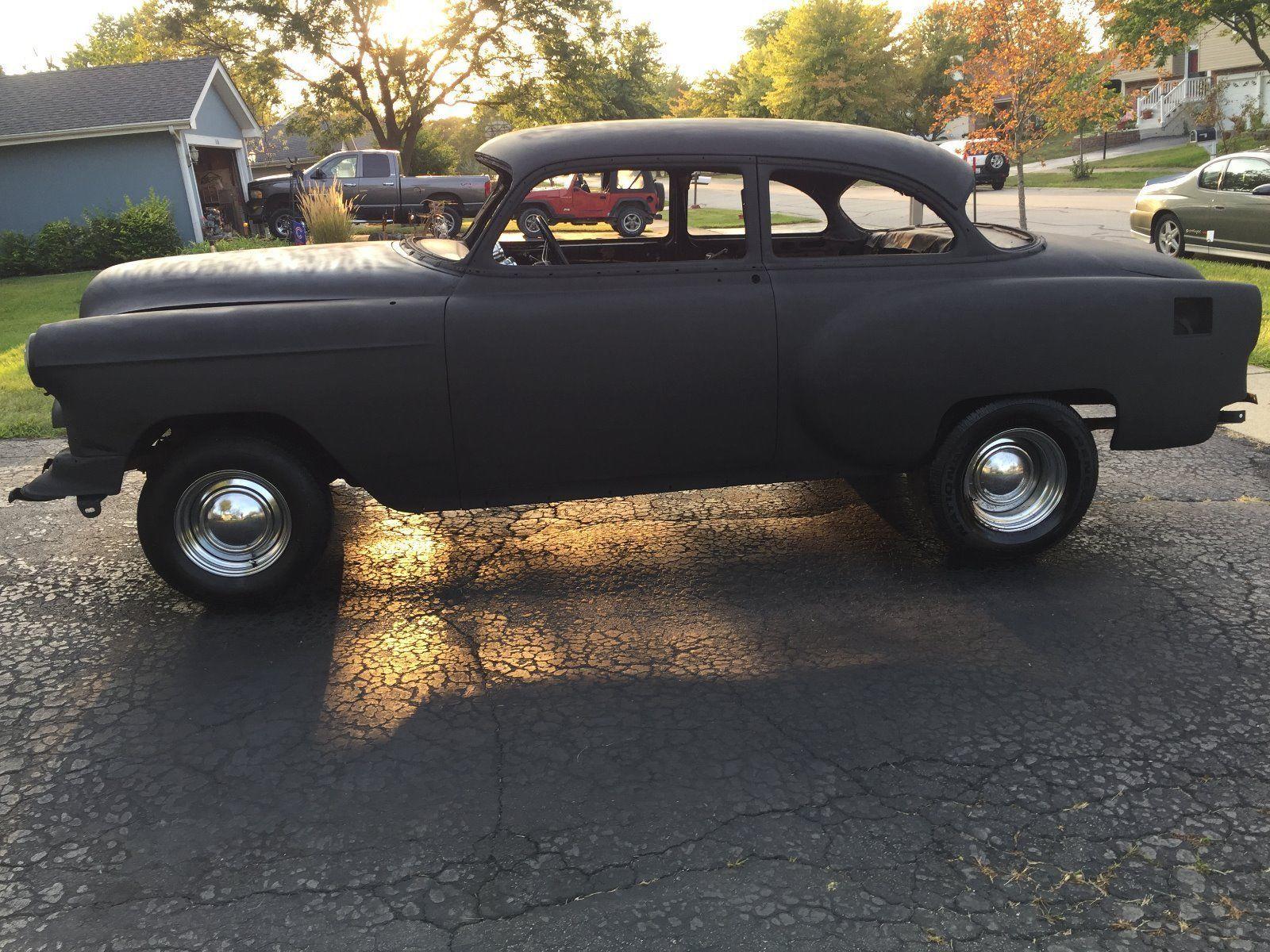 Cool Great 1954 Chevrolet Bel Air/150/210 1954 Chevrolet Bel Air 2 Door