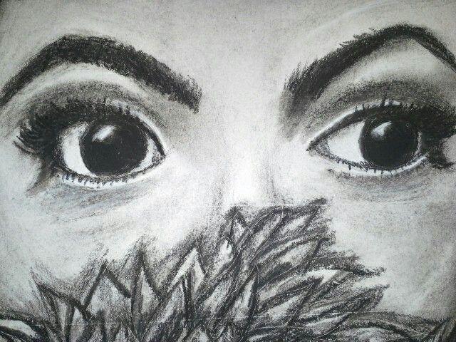 Close up of eyes - Deja Carpenter