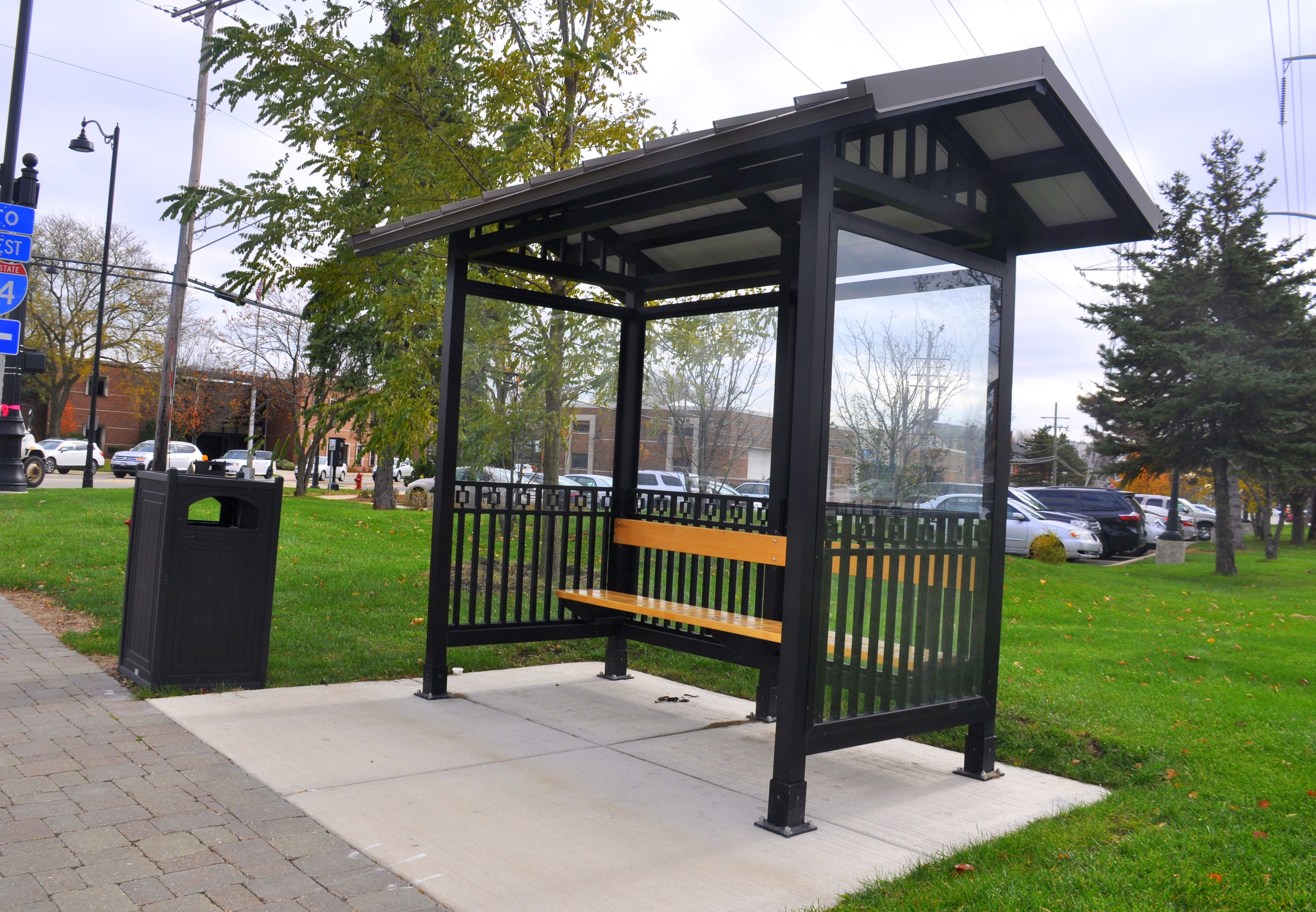 Bus Transit Shelters Designs By Duo Gard Sturdy Attractive
