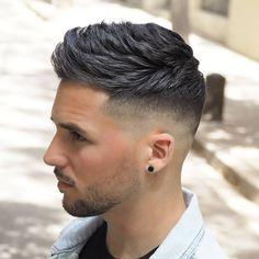 Cortes de cabello para caballeros modernos 2019
