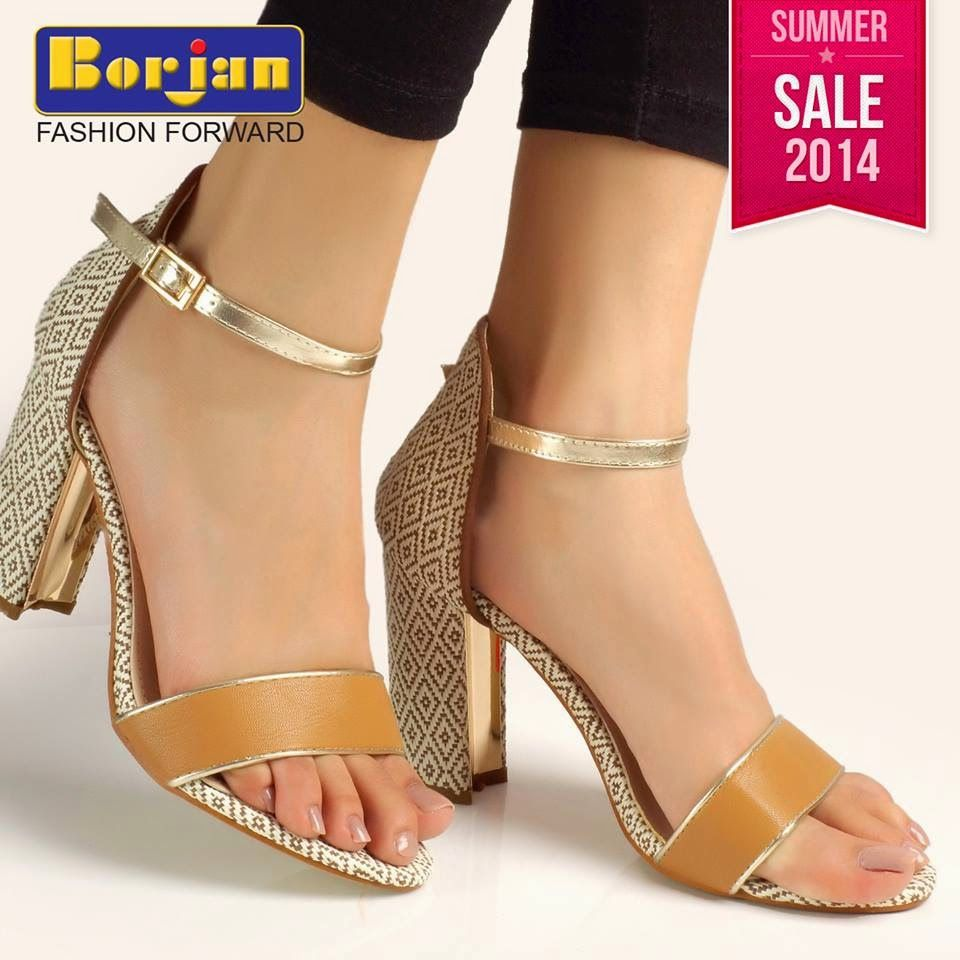 Summer Wear Shoes Collection For Girls
