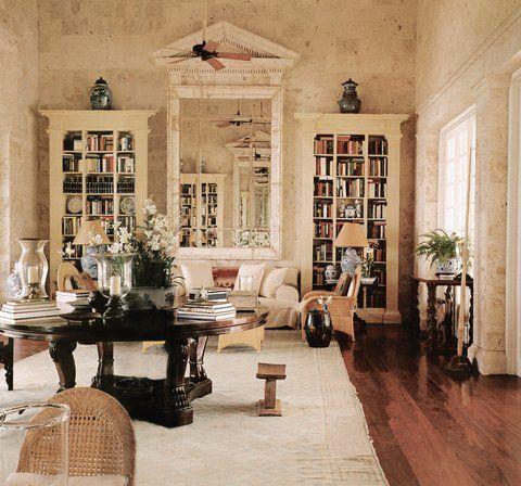 Oscar De La Renta Home remembering oscar de la renta's stunning homes in   domov
