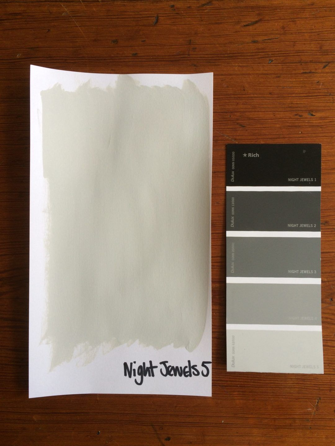 Dulux Night Jewels Dulux Paint Colours Dulux Grey Paint