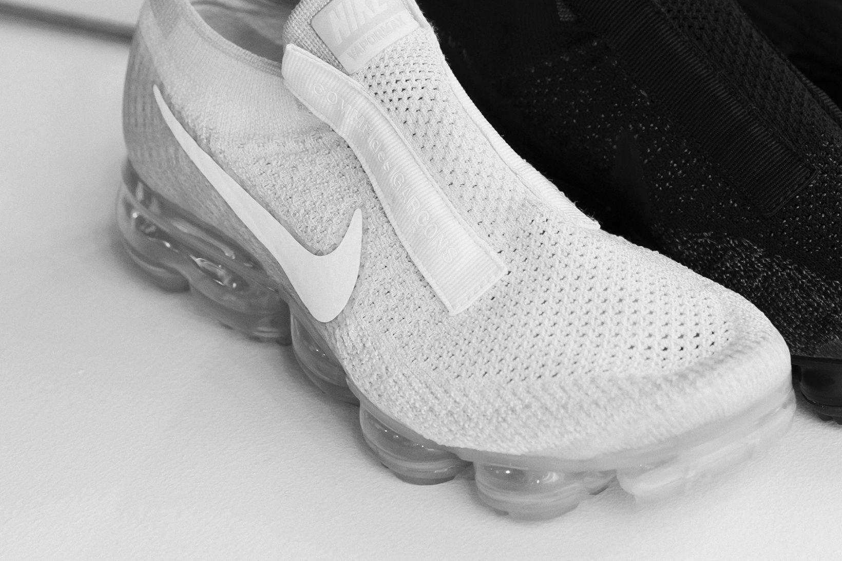 07e8b56d71e COMME des GARÇONS x NikeLab Vapormax