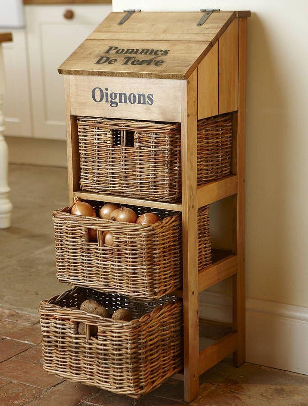 35 brilliant onion storage for your kitchen ideas   onion storage