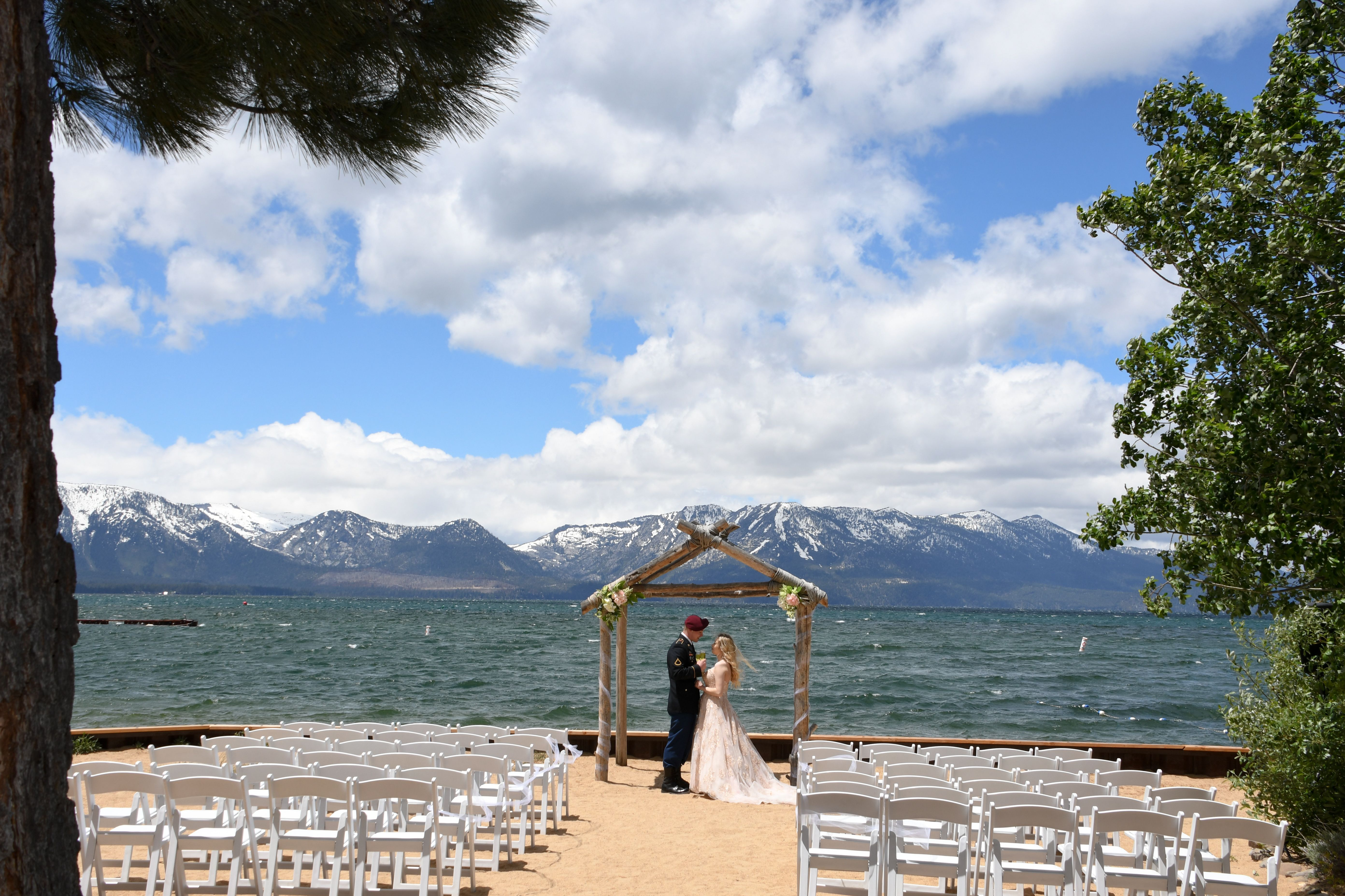Your Lake Tahoe Wedding Can Be Absolutely Gorgeous With High Mountain Weddings We Do Right Our Packages Will Fit Any Budget