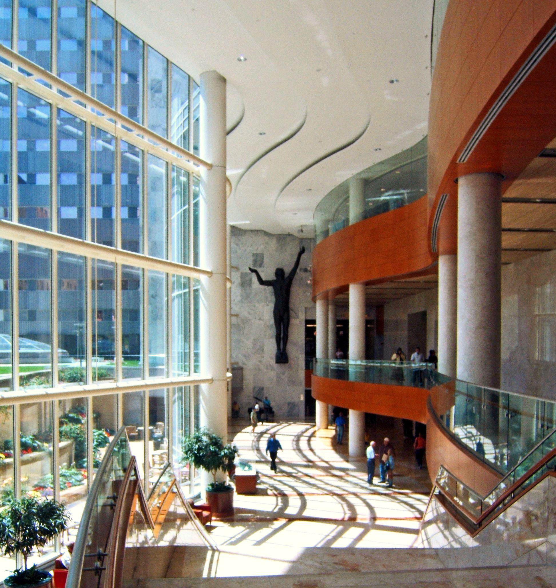 The Mayo Clinic Gonda Builiding Rochester, Minnesota