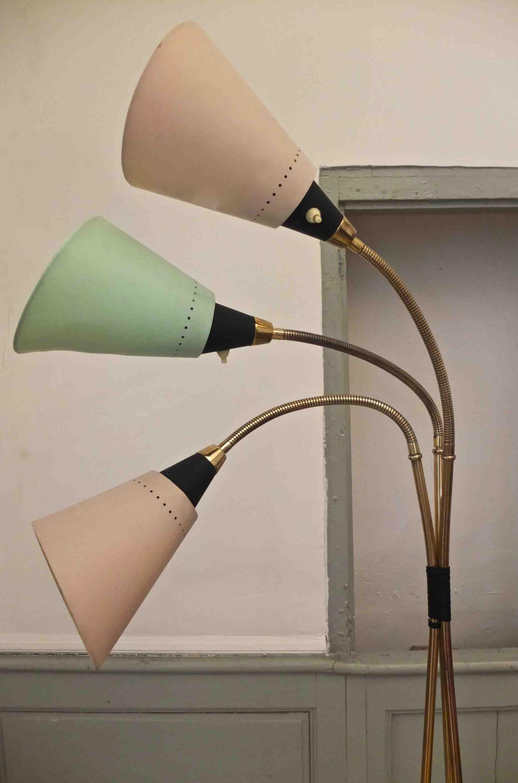 Slavia Vintage Lampe Vintage In The Mood For Love Annees 50 Avec Images Lampes D Epoque Luminaire Meuble