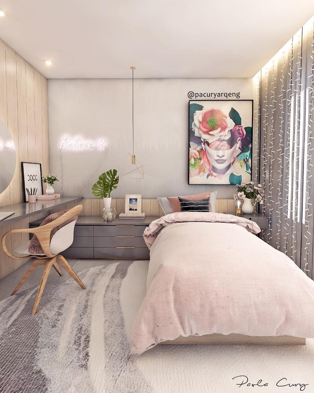 20 Teen Bedroom Ideas Your Teens Definitely Would Like images