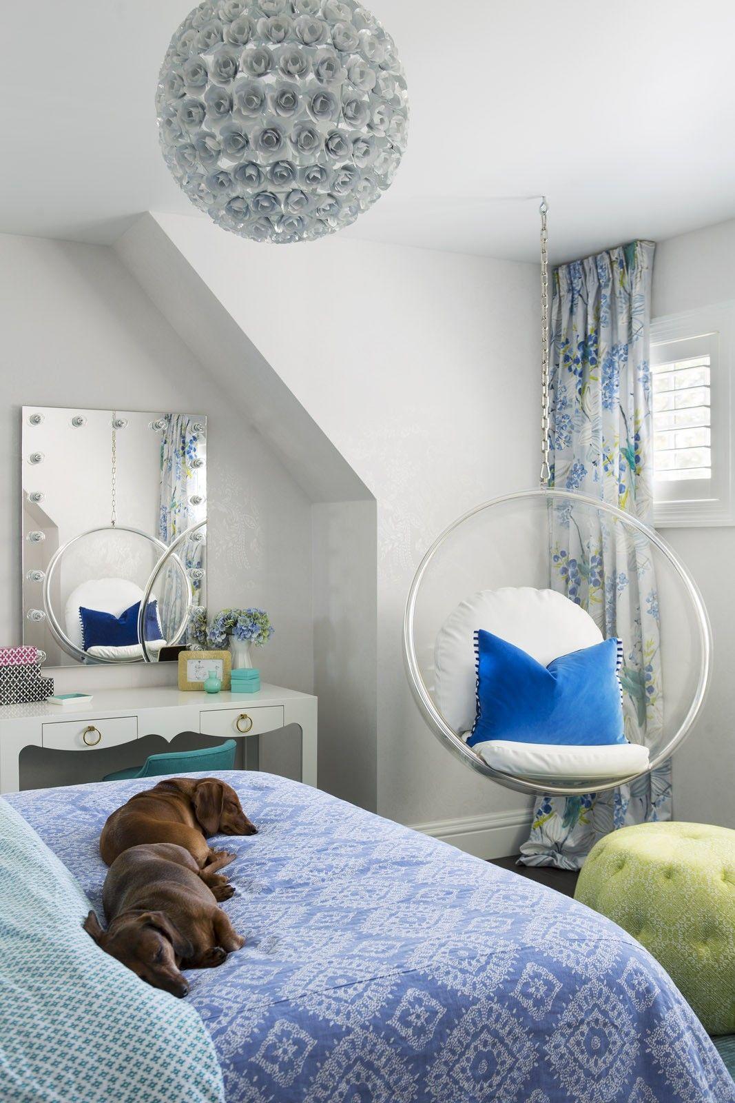 Hamptons Glam   Martha O\'Hara Interiors   Kids\' rooms   Blue ...