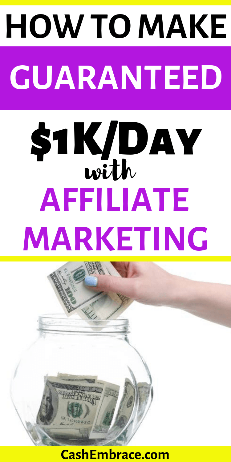 Affiliate marketing for beginners: how to make money online without a blog.  This step-by-step affiliate marketing training will show you how to start a lucrative online business, even if you have no experience.  Score tons of affiliate sales without working too hard!#affiliatemarketingforbeginners#affiliatemarketingwithoutablog#makemoneyonline#affiliatesales