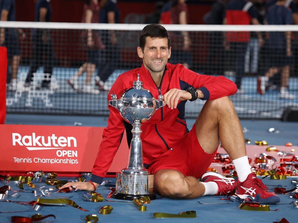 Novak Djokovic Djokernole Instagram Fotos Und Videos Novak Djokovic Plant Based Diet Plant Based