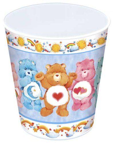 Care Bears Waste Basket Giftapolis.com Http://www.amazon