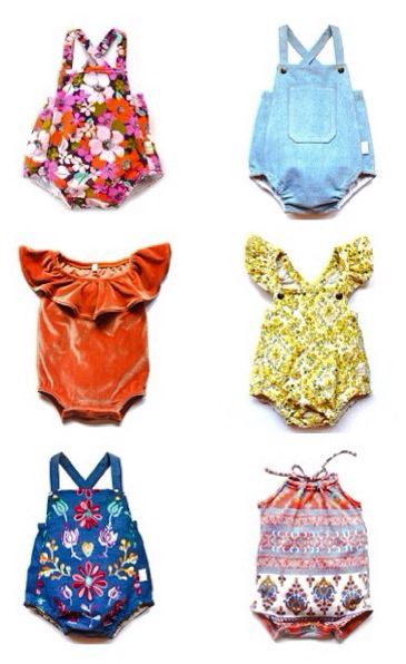 034aaf5b7c3d Fall Collection for the little fashionista! Handmade in the USA. Rompers