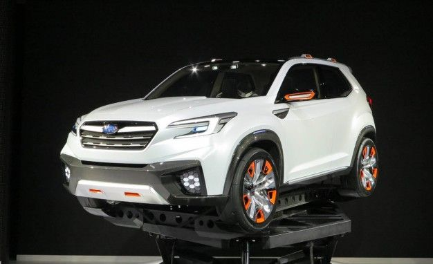 subaru 3row crossover suv review and changes - Suv Reviews