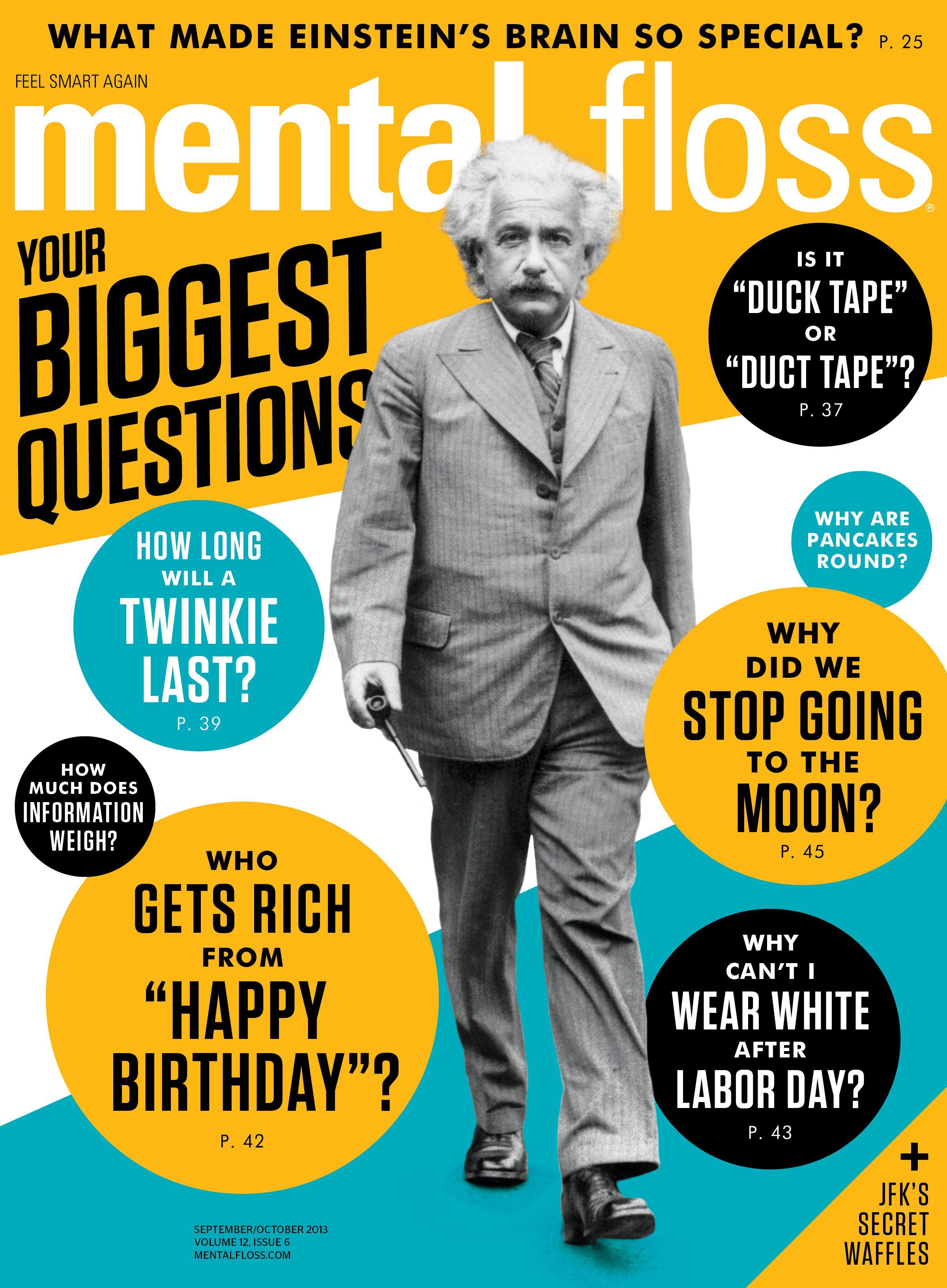 Mental Floss Magazine | Menta