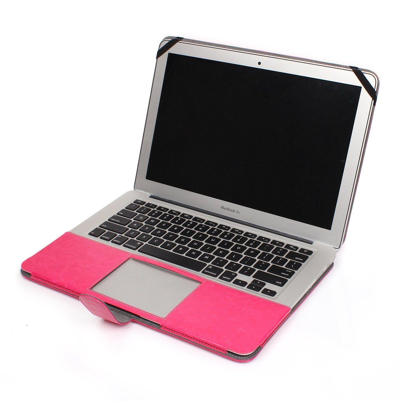 TECOOL® MacBook Notebook Premium PU Leather