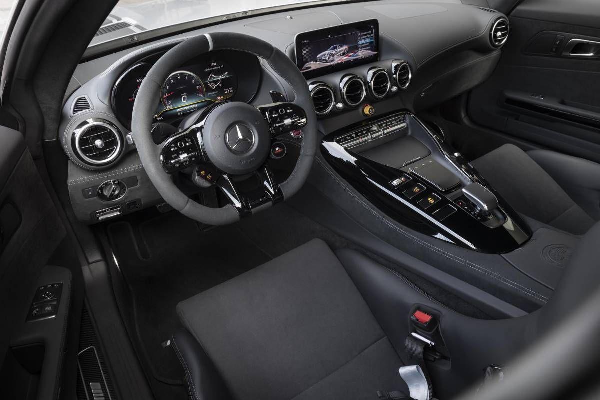 Mercedes Benz Amg Gtr Interior Mercedes Amg Gt R Mercedes Amg Gtr