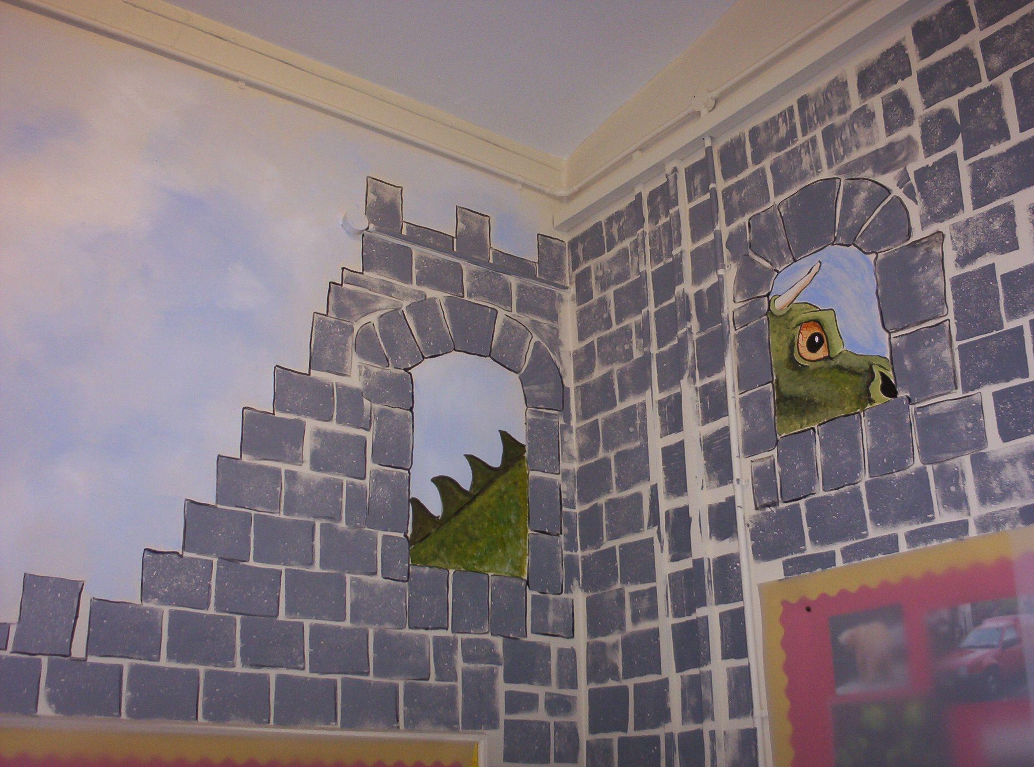 Dragon in the Window