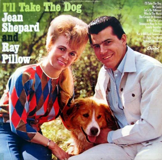 I'll Take the Dog – Worst Album Covers Bad LPs