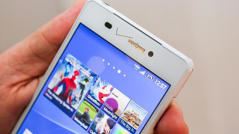 Sony Xperia Z3v review Verizon's waterproof Sony phone is
