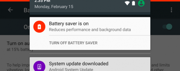"How to Use and Configure Android's ""Battery Saver"" Mode -  Google added a ""Battery Saver"" mode to Android with Android 5.0 Lollipop. On a modern Android device, this mode can kick in and help prolong your battery when it's almost dead. You can tweak that battery threshold or enable Battery Saver mode manually.  Click Here to Continue... http://tvseriesfullepisodes.com/index.php/2016/02/19/how-to-use-and-configure-androids-battery-saver-mode/"