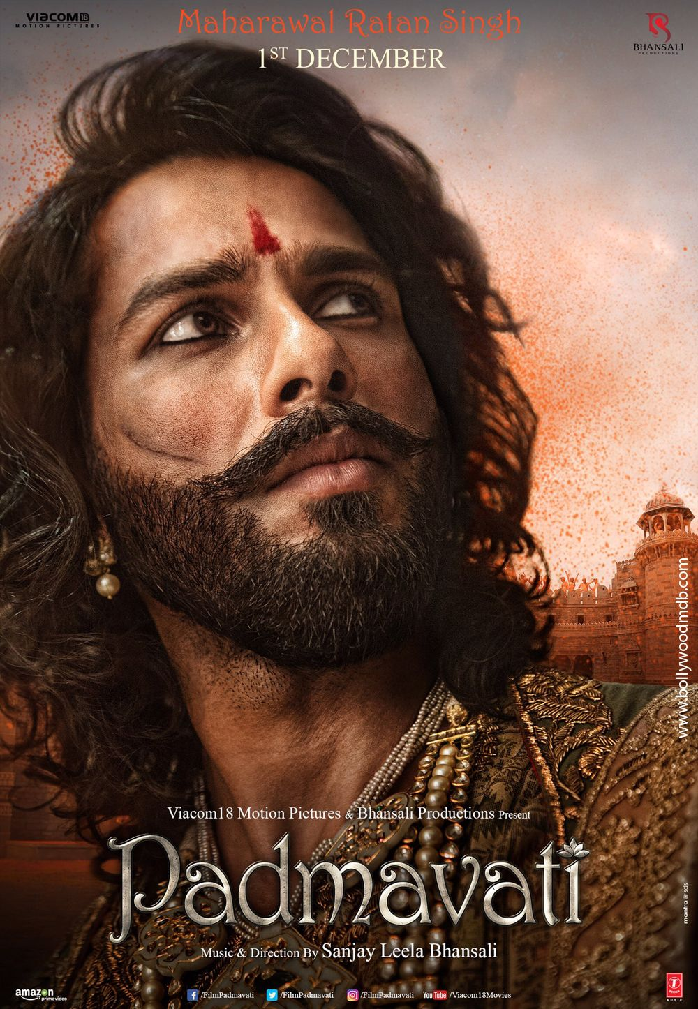 Padmavati 2018 Movie Free Download 720p Bluray Johnson In 2019