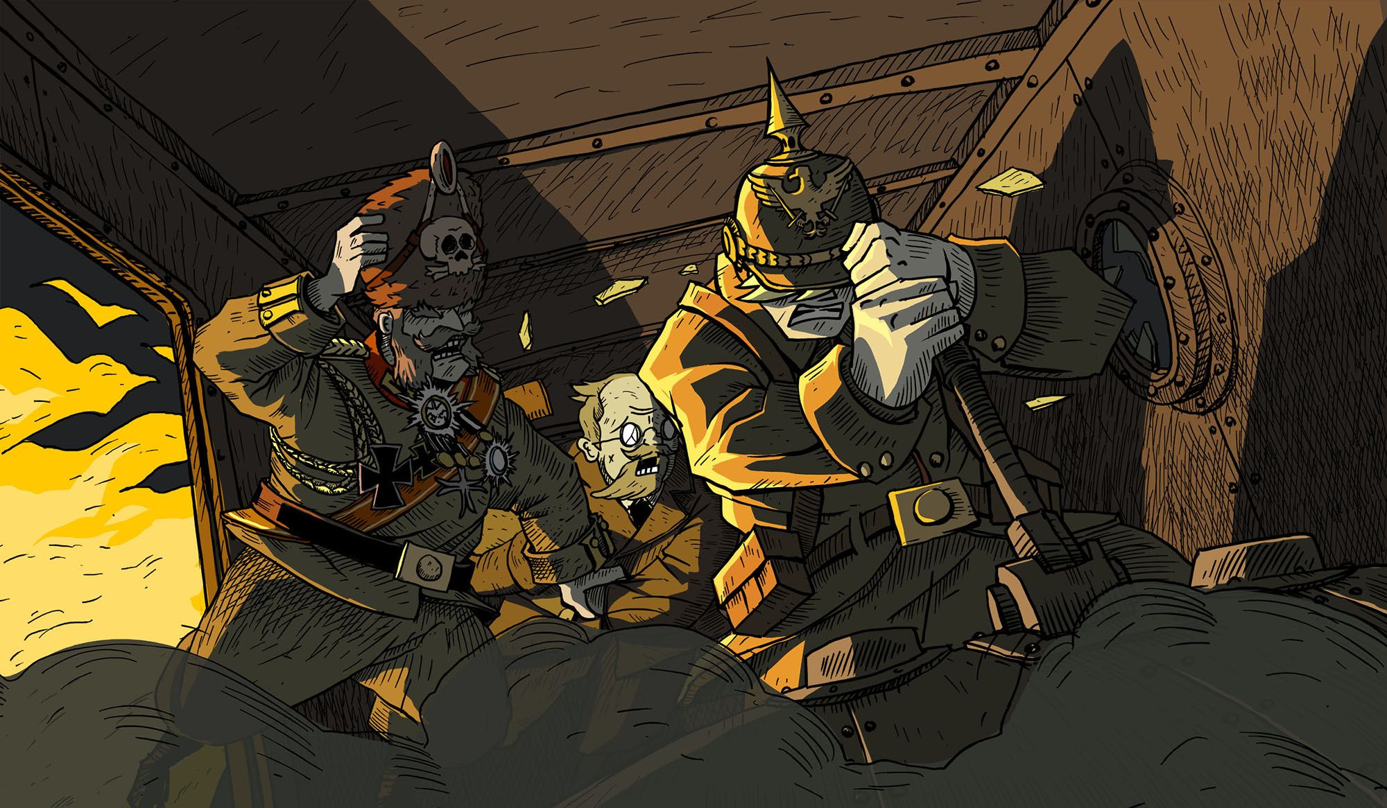 Valiant Hearts: The Great War releases on 25 June