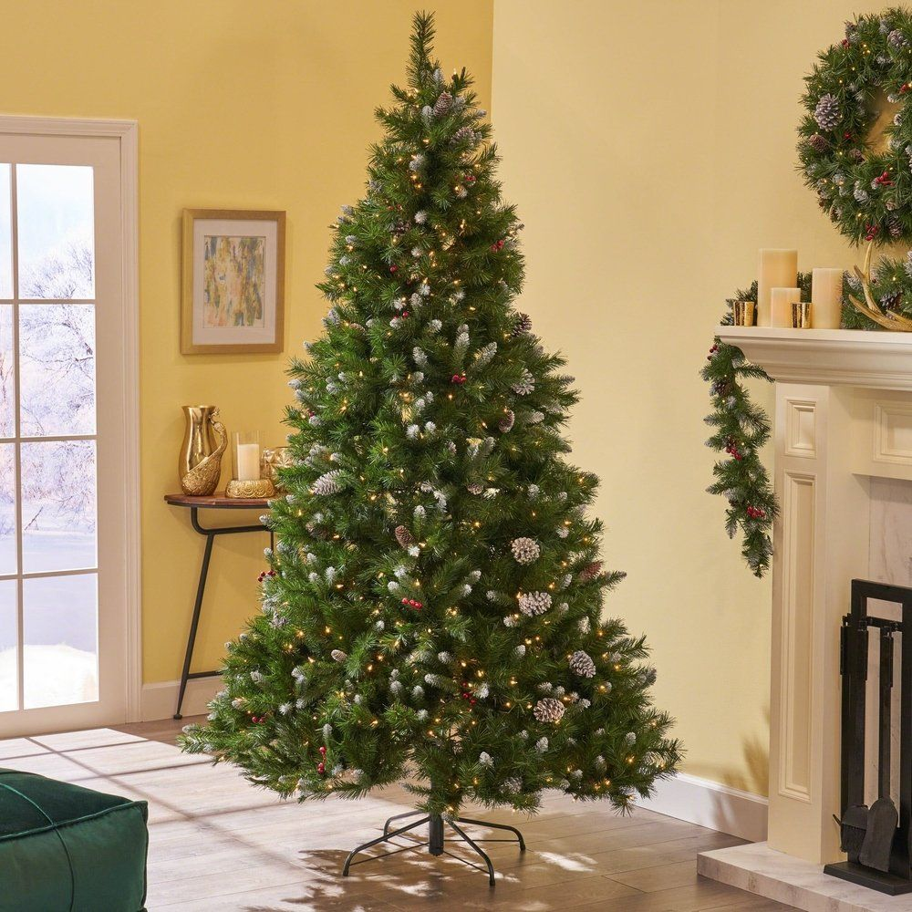 Overstock Com Online Shopping Bedding Furniture Electronics Jewelry Clothing More Christmas Tree With Snow Christmas Tree Classic Christmas Tree