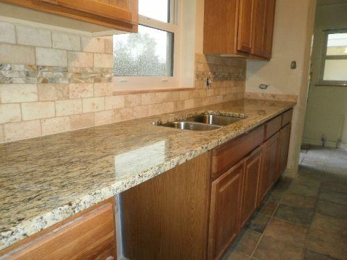 Kitchen Backsplash Ideas With Santa Cecilia Granite Jpg 500 375