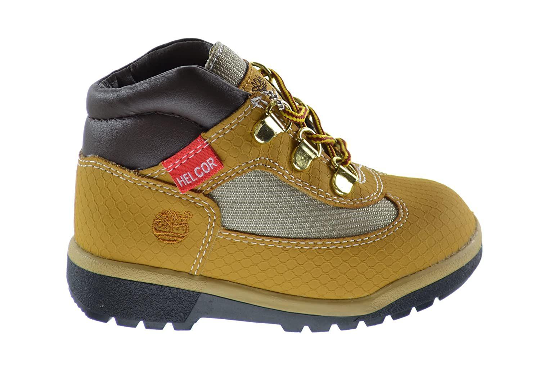 Timberland 6 Field Boots Helcor Little Kids