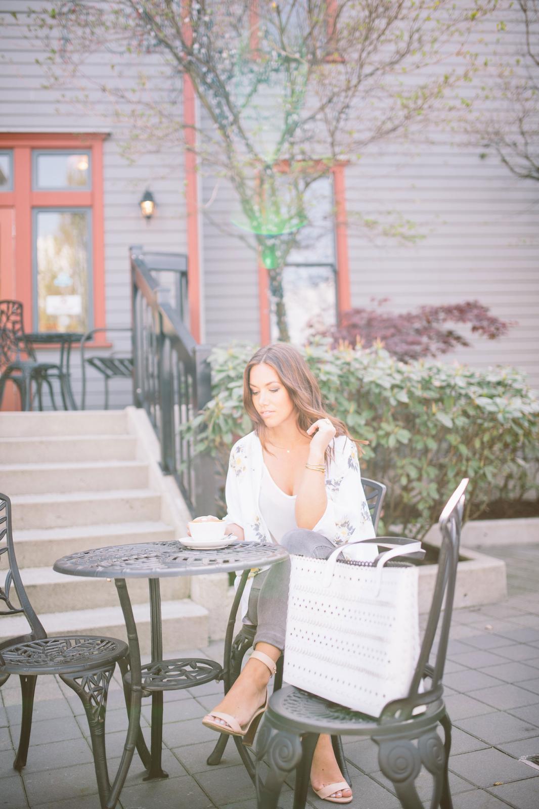 Vancouver Coffee Tour // Caffé Cittadella #style #fashion #travel