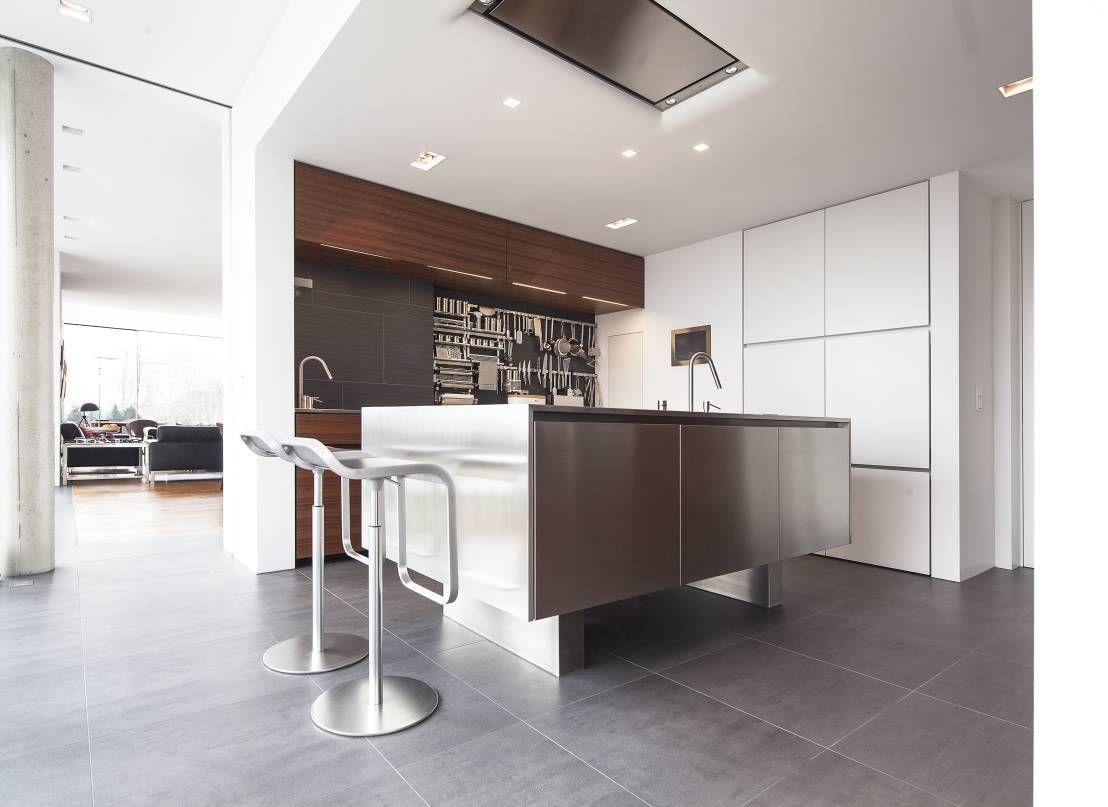 Wohnen im Stilmix | Freising, Moderne küche und Architektur