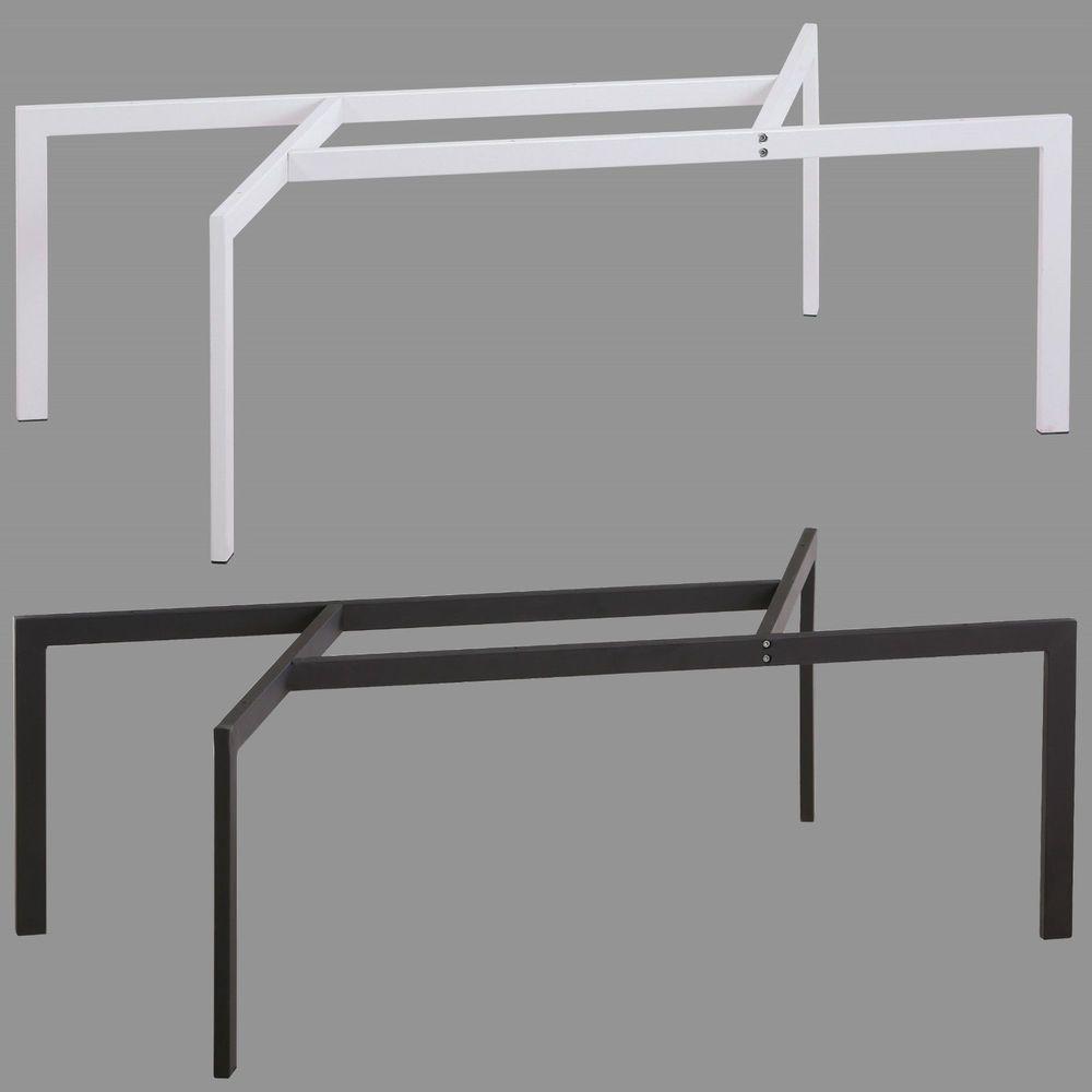 Details Zu Tischgestell Metall Tischfuss Tischplatte Tischbeine