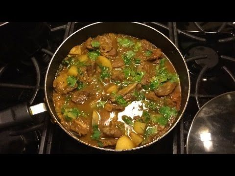 Fiji Style Lamb Curry Youtube With Images Fijian Food