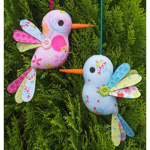 Hum Along Bird Pattern #paperpatterns