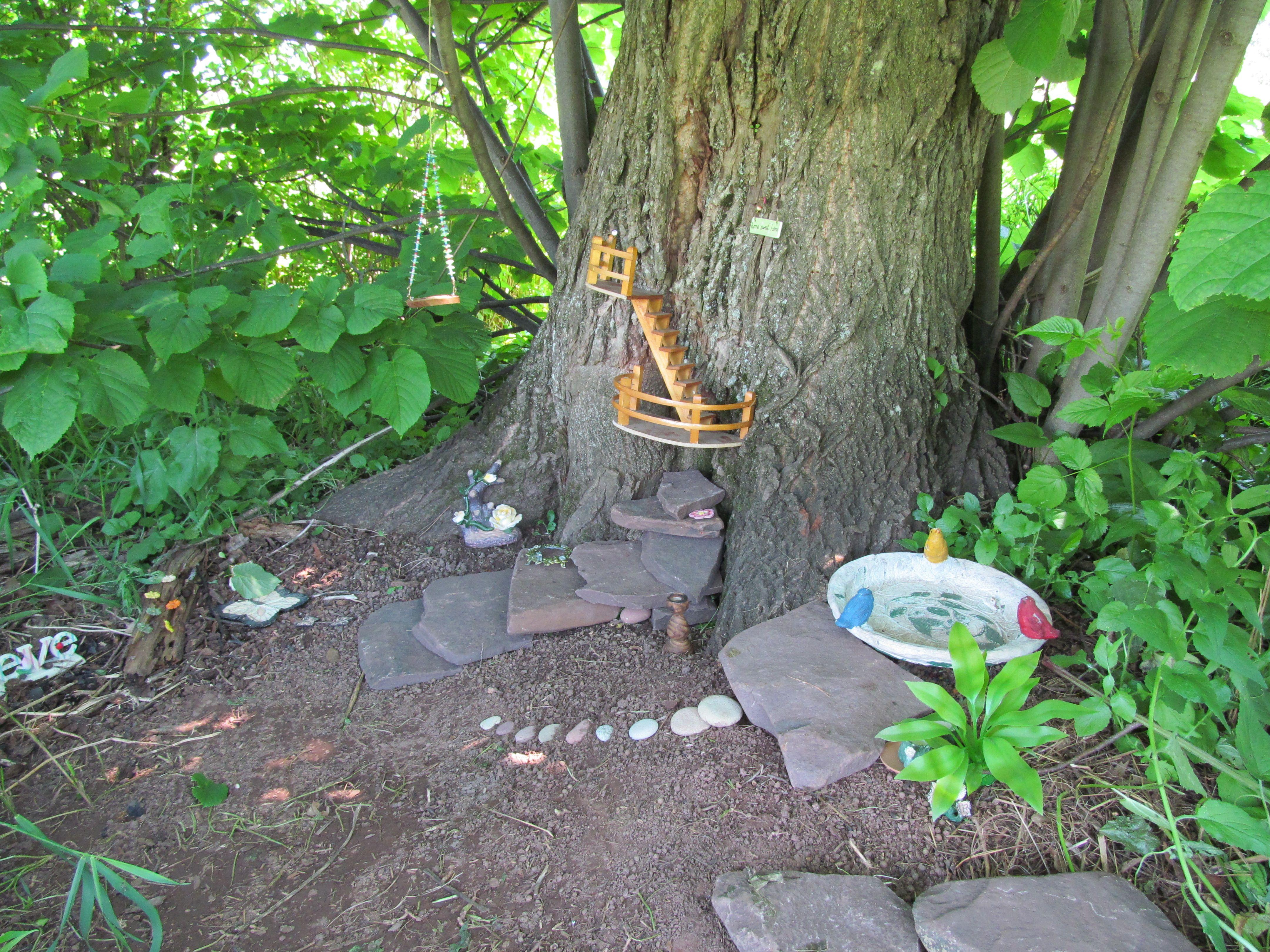 My Fairy Garden Pixie Gardens Pinterest