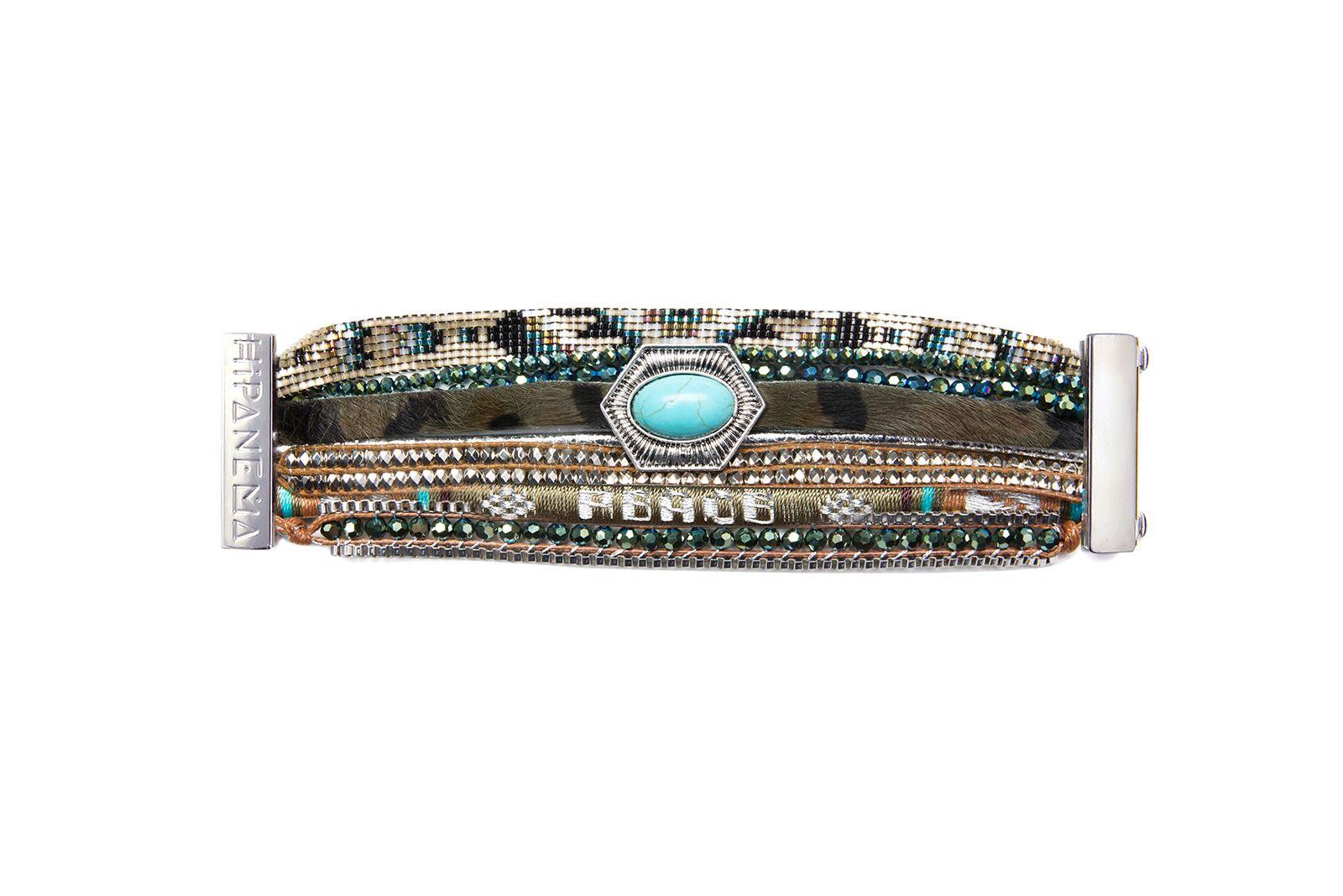 Bracelet femme hipanema