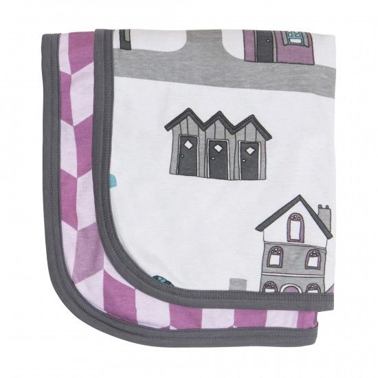 Sebra - Jersey baby blanket, Village girl | Baby | Pinterest