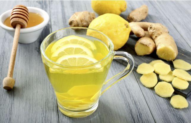 tè dimagrante sedano e limone