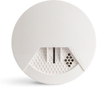 Smoke Detector Wireless Home Security Systems Home Security Systems Security Cameras For Home