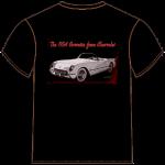 54 Corvette T-Shirt from VivaChas!
