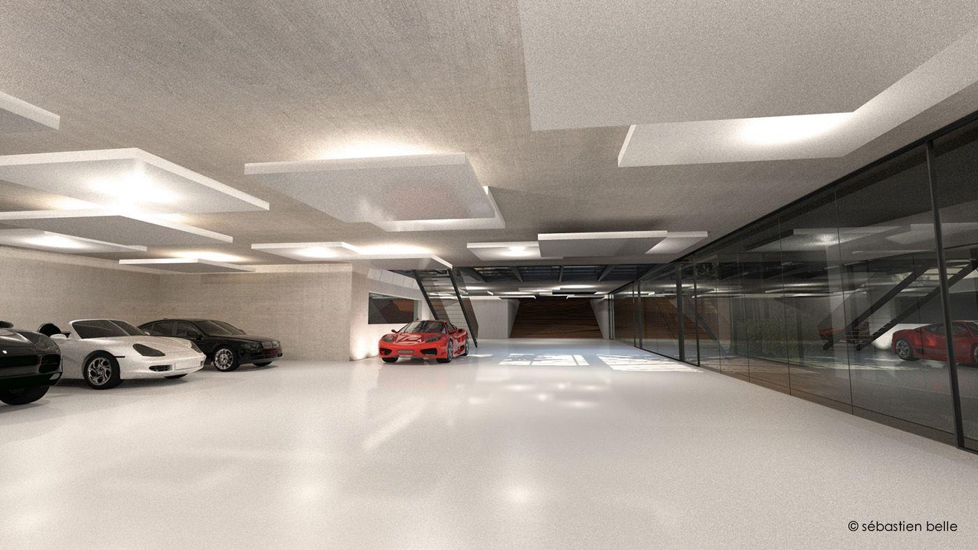 Garage De Luxe
