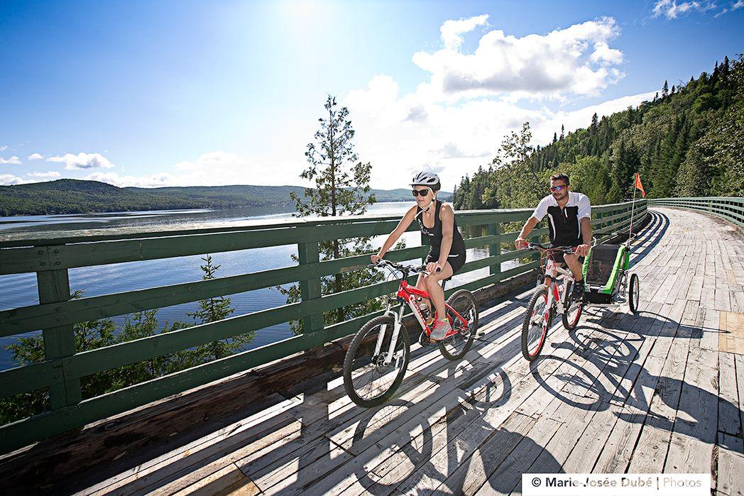 Les 10 endroits les plus féeriques où faire du vélo au