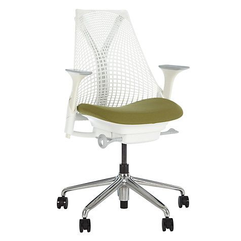 sayl office chair. Buy Herman Miller SAYL Office Chair Online At Johnlewis.com Sayl
