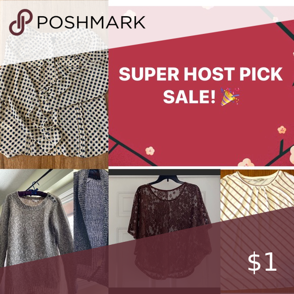 SUPER HOST PICK SALE!