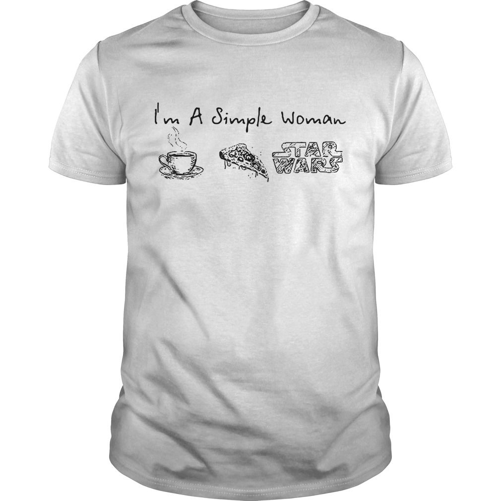 I'm a simple woman shirt, hoodie, sweater and v-neck t-shirt