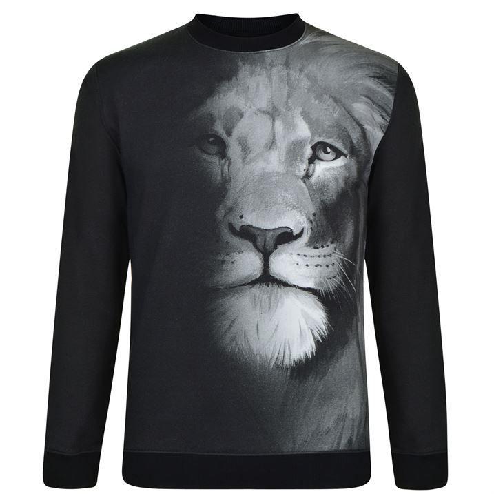 Versus Versace Lion Head #Sweatshirt Only £215 On cruisefashion.com - http://bit.ly/1hIa0dV